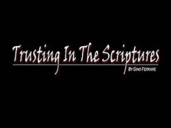 Trusting in the Scriptures