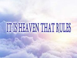 It Is Heaven That Rules